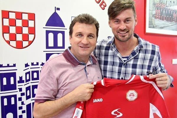 Artem Milevskyi novi je igrač Splita!