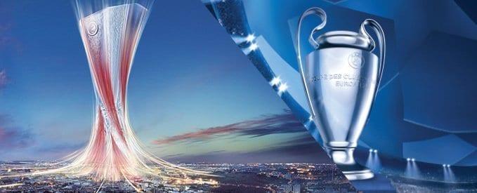 Određene podskupine za ždrijeb playoffa Lige prvaka i Europske lige
