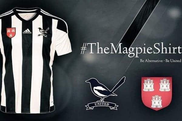 Navijači Newcastlea napravili vlastiti dres!