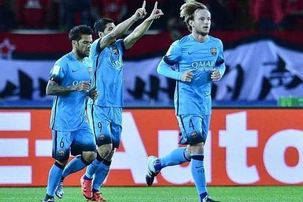 Barcelona drugi finalist Svjetskog prvenstva za klubove (VIDEO)
