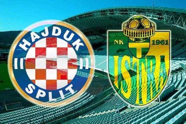 Hajduk – Istra, najava utakmice i službeni sastavi