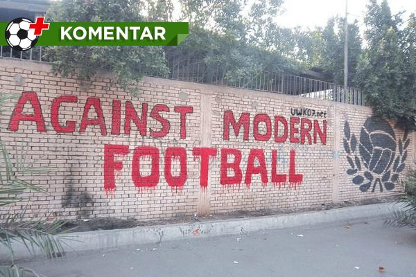 Globalizacija nogometa ili što je nama Real