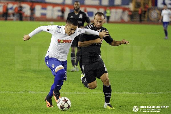 Basha je podnio veliku žrtvu da potpiše za Hajduk