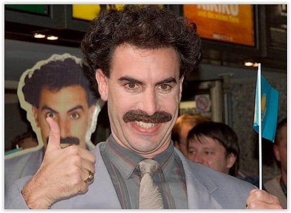 Kazahstan na inovativan način bira izbornika, kandidirao se i Borat