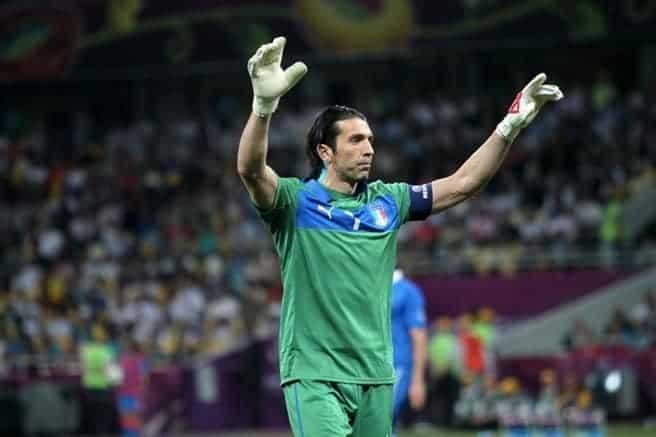 Gospodska gesta Buffona na utakmici protiv Francuske (VIDEO)