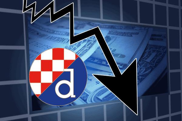 FINANCIJE GNK DINAMO ZAGREB: Upaljen alarm