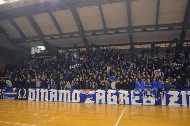 U sjajnoj navijačkoj atmosferi Dinamo osvojio svoj peti naslov