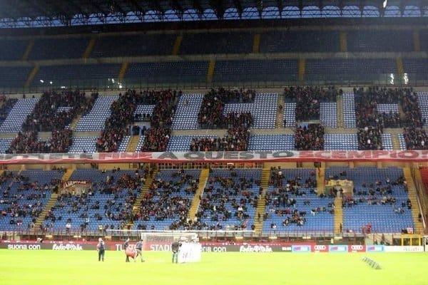 Navijači Milana rekli su – dosta!