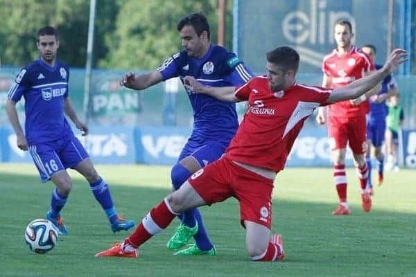 Sudačka nadoknada – Slaven pobijedio Split uz dekoncentriranog suca Batinića