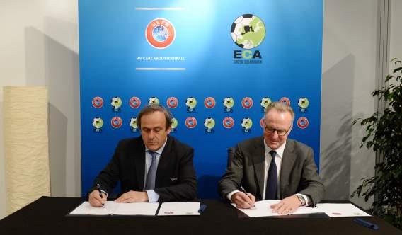 Udruženje europskih klubova (ECA) izborilo se za još veći dio UEFA kolača – pogledajte kolike zarade očekuju Dinamo, Rijeku, Hajduk i druge u euro-natjecanjima