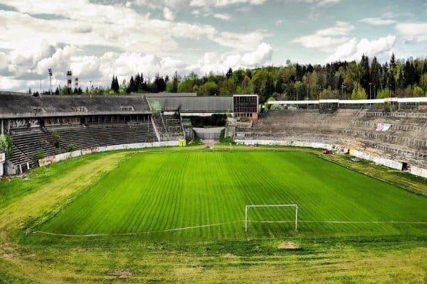 Navijači sami obnovili stadion kako bi se oprostili od svog kapetana