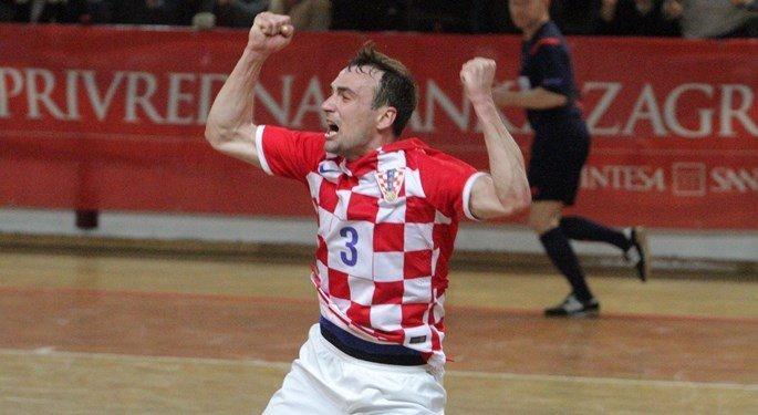 Futsal kvalifikacije: Hrvatska prošla u završnicu