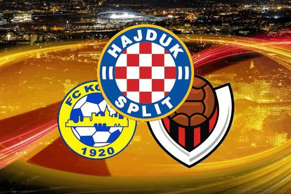 Ako prođu Estonce, Hajduka čekaju u drugom pretkolu…