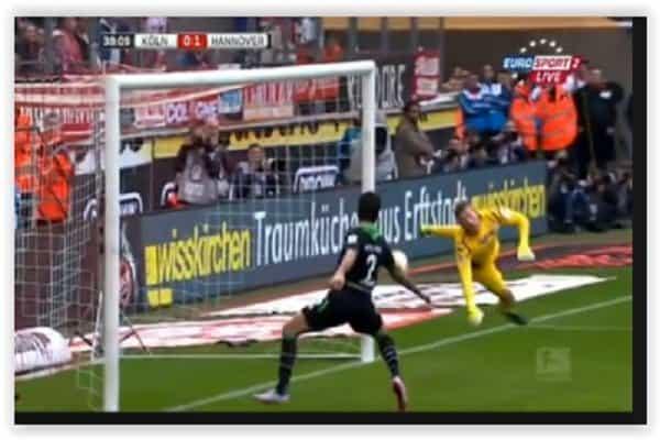 Video: Sramotna pobjeda Hannovera