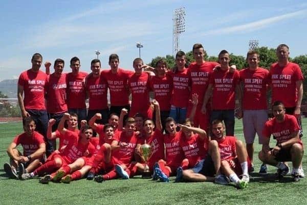 Problem za HNS, RNK Split prvak juniorskog prvenstva Hrvatske