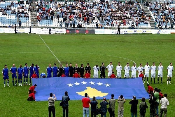 Zaustavljene nacije – Kosovo