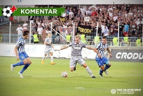Medijski rat protiv Hajduka