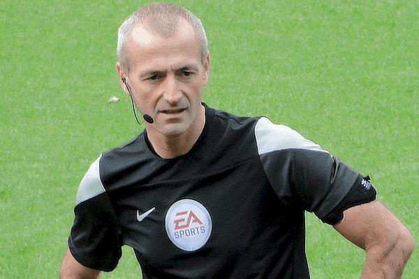 Sudac susreta Hrvatska-Italija se neće praviti Englez