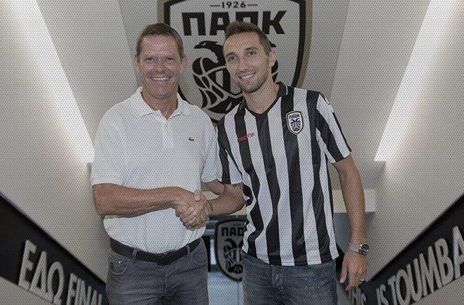 Marin Leovac u PAOK-u
