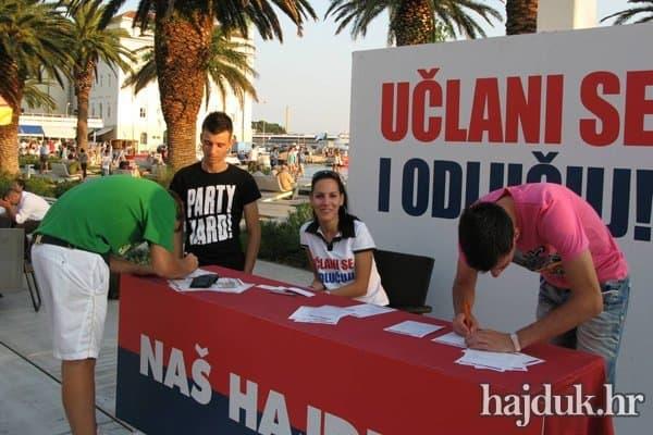 Tko sve podržava novi model otkupa Hajduka?