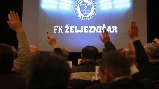 Željo prezentirao investicijski plan i traži investitore bez prodaje kluba