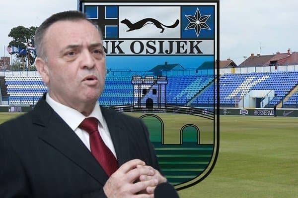 Vrkić: Prodat ću dionice Osijeka za jednu kunu!