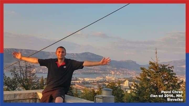 Što to veže tuđeg čovika uz Hajduk? Upoznajte Pavola Chrena