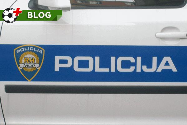 Zbog nesposobne splitske policije, reprezentacija igra u Zagrebu!?