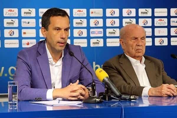 Tomislav Svetina više nije potpredsjednik i član uprave GNK Dinamo