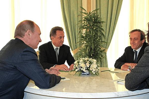 Hoće li Infantino i Putinu poslati pismo da se ne miješa u nogomet?