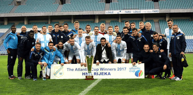 Rijeka osvojila Atlantic Cup (VIDEO)