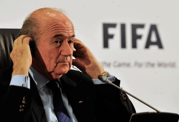 Blatter podnio ostavku