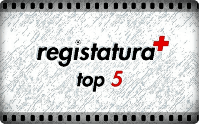 Registatura + TOP 5 (VIDEO)