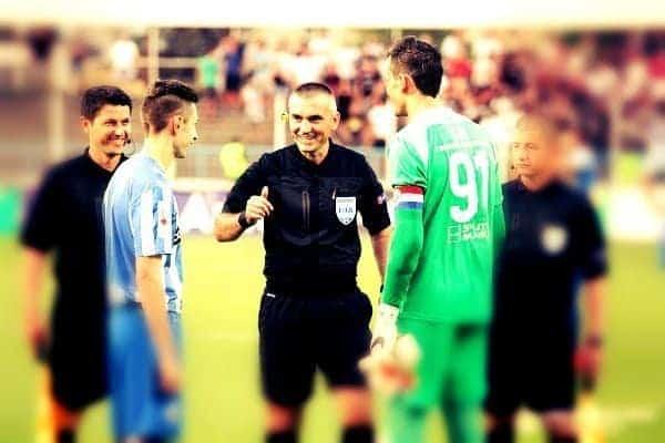 Osječkom sucu finale kupa