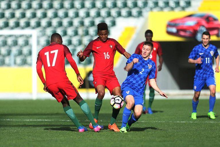 U19 Portugal - Hrvatska