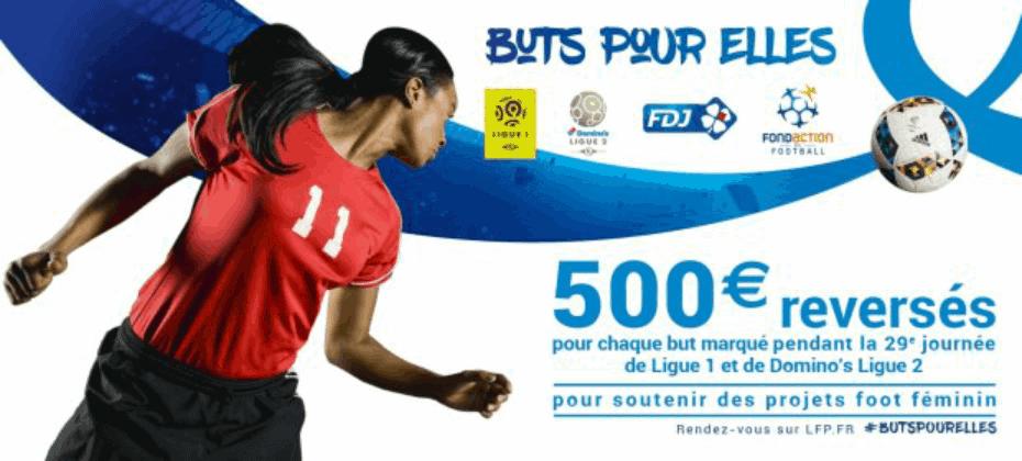 Svaki pogodak u prvoj i drugoj francuskoj ligi ovog vikenda vrijedi 500 €