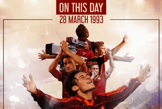 N+ Zanimljivosti: Na današnji dan Totti debitirao za Romu
