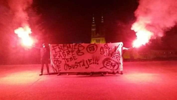 Velika akcija i poziv Bad Blue Boysa na borbu za Dinamo