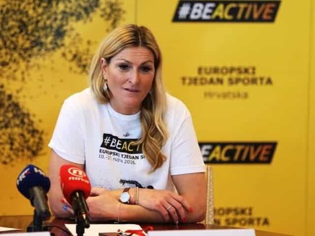 Janica Kostelić imenovala Radnu skupinu za izradu Nacrta prijedloga Zakona o športu
