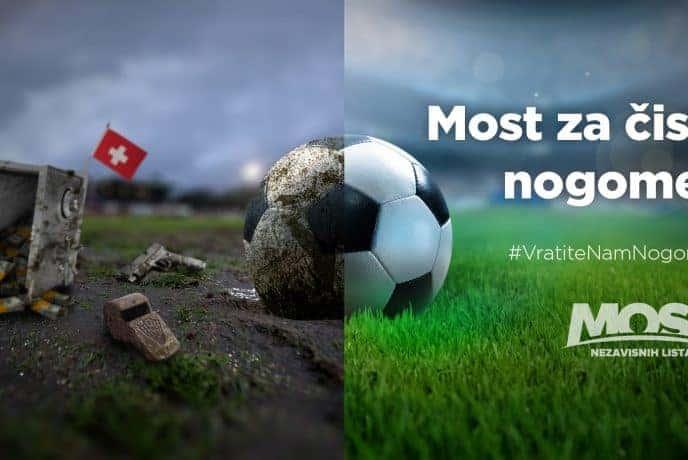 MOST zatražio stanku u Hrvatskom saboru zbog izbora u Hrvatskom nogometnom savezu