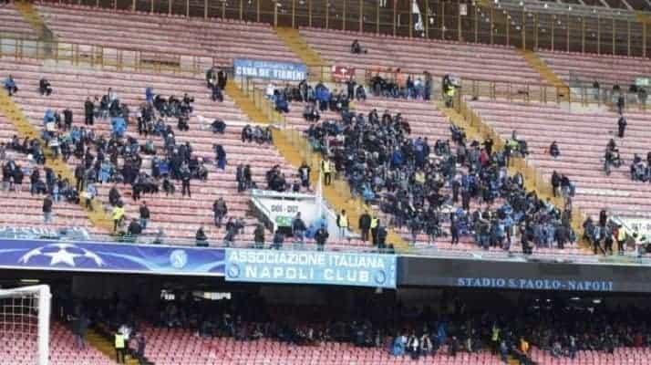 Četiri i pol sata do utakmice, prvi navijači već okupirali San Paolo