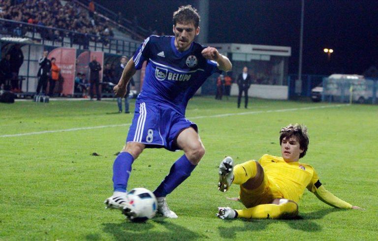 Slaven Belupo - Dinamo