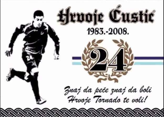 Deveta godina otkad nas je napustio Hrvoje Ćustić