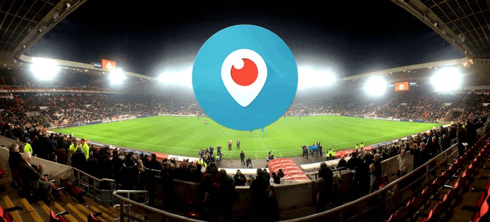 Sankcije za gledatelje koji putem Periscopea 'streamaju' utakmice škotskog nogometa?