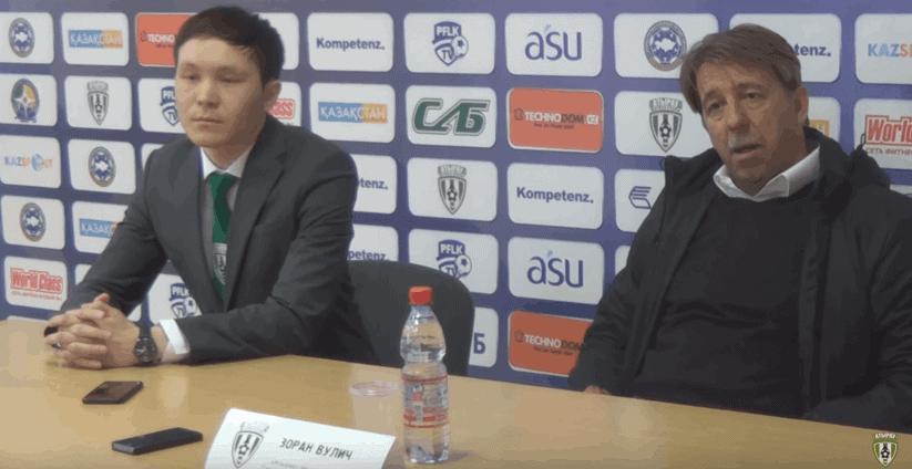 Zoran Vulić i Mladen Pralija napustili kazahstanski Atyrau (VIDEO)