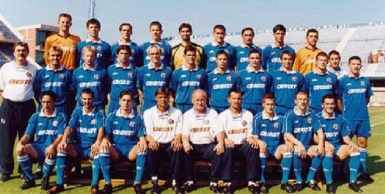 Dinamo 2001/02