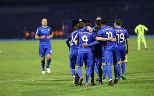 Dinamo zaključio pripreme očajnom partijom protiv Slovackog (VIDEO)