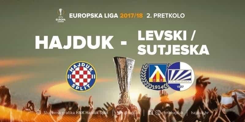Predstavljamo moguće suparnike Hajduka: Levski i Sutjesku
