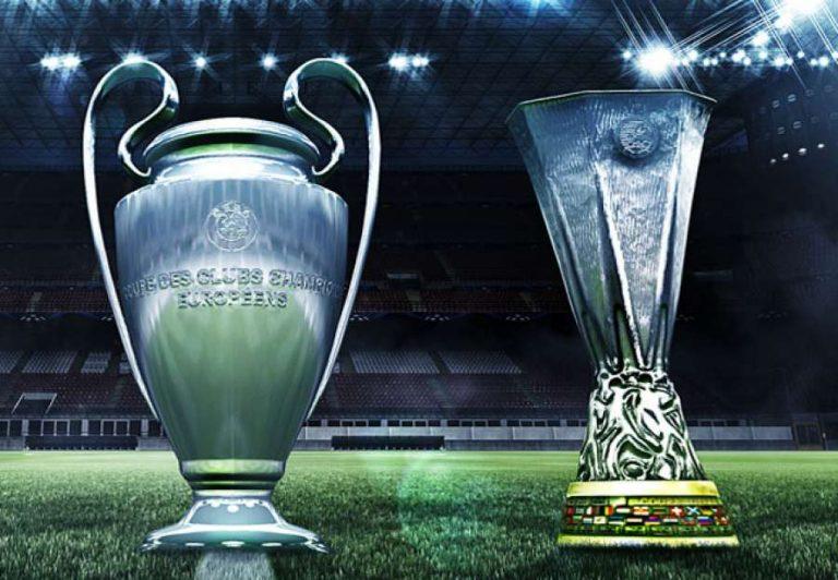 Liga prvaka i Europska liga