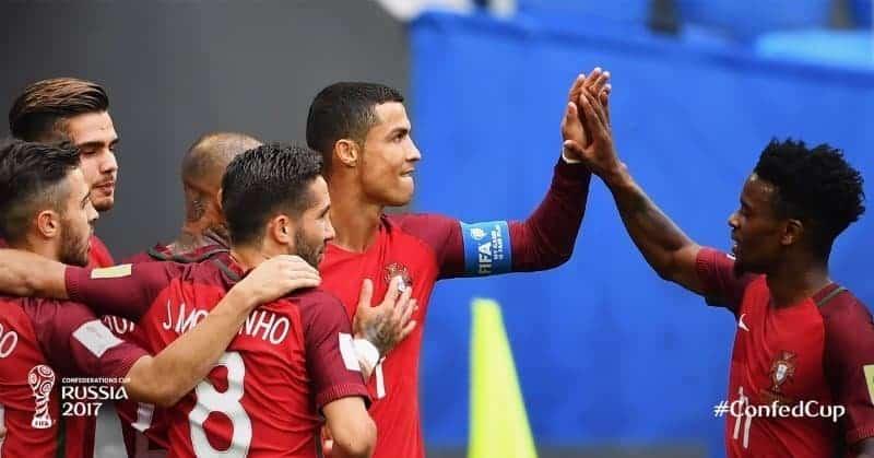 Portugal i Meksiko bez poraza izborili polufinale (VIDEO)
